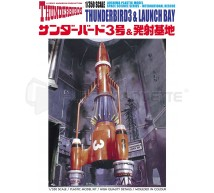 Aoshima - Thunderbird 3 & launch bay
