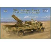 Ibg - 3Ro italian truck & Howitzer