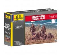 Heller - Groupe de combat Français 1939/45