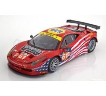 Hot Wheels - Ferrari F458 GT2 AF Corse LM2012