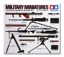 Tamiya - Armes U.S