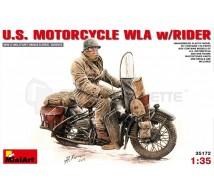 Miniart - Harley Davidson & MP WWII