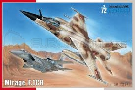 Special hobby - Mirage F1 CR