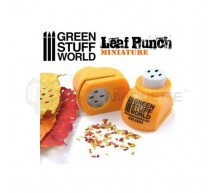 Green stuff world - Punch leaves orange