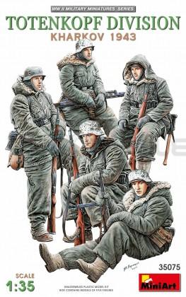 Miniart - Totenkopf Division Kharkov 43