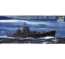 Trumpeter - USS Baltimore